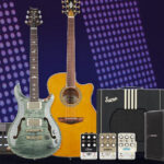 Sweetwater's $10,000 Guitar Month Giveaway!
