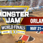 Monster Jam World Finals 2022 Sweepstakes