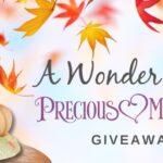 A Wonder-fall Precious Moments Giveaway