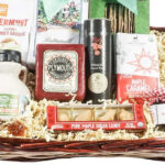 Cheese & Wine Traders Gift Basket Giveaway