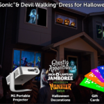 AtmosFX ViewSonic & Devil Walking Dress for Halloween Sweepstakes