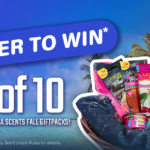 California Scents Fall Gift Basket Giveaway