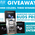 Samsung Galaxy Buds Pro Giveaway