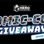 Eaglemoss Comic Con Giveaway