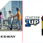 Ellen's Segway Scooter and Arcade1Up Gaming Cabinet Giveaway