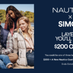 Nautica x Simon Giveaway
