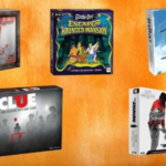 The Op Games' Ghoulish Games Giveaway