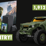 Rockstar Energy & HALO Sweepstakes (Purchase or Mail In)