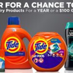 The Tide Sweepstakes (EMAIL ENTRY)