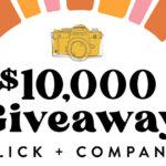 Click + Company $10,000 Giveaway
