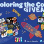 The Crayola HarperKids Coloring the Cosmos Sweepstakes