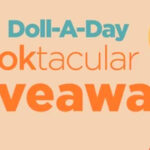 2021 Halloween Doll-A-Day Give Away