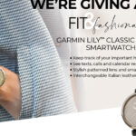 Garmin Lily Smartwatch Giveaway