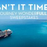 Celebrity Cruises Journey WonderFULL Sweepstakes