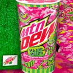Kum & Go Mtn Dew Major Melon Instant Win Game