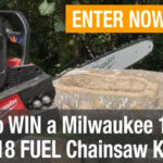 Milwaukee M18 FUEL 16″ Chainsaw Kit Giveaway