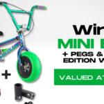 ULTIMATE Mini BMX Pack Giveaway