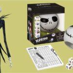 Nightmare Before Christmas Yahtzee Game Giveaway