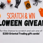 Oriental Trading Co. The Scratch and Win Giveaways