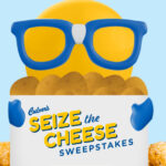The Culver's Seize The Cheese Instant Win Game and Sweepstakes