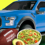 The Avocados From Mexico Guac the Tailgate Sweepstakes