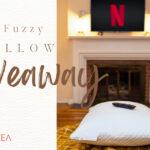 JUVEA Warm & Fuzzy Fall Pillow Giveaway