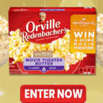 The Snack, Watch and Win a Home Theater Sweepstakes